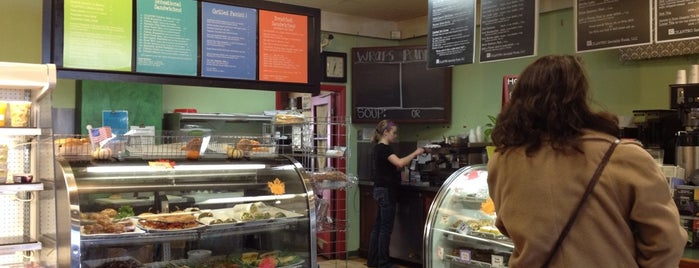 Cilantro Specialty Foods & Coffee Roasters is one of Orte, die Chad gefallen.