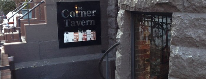 The Corner Tavern is one of Boston To Do.
