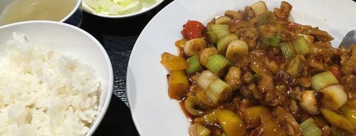貴陽楼 is one of たべたい担々麺.