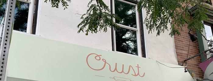 Crust Vegan Bakery is one of Philadelphia Food & Drink.