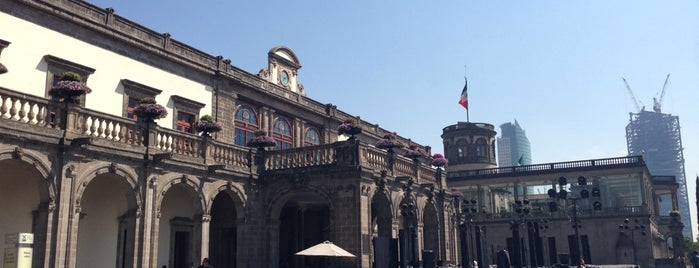 Museo Nacional de Historia (Castillo de Chapultepec) is one of Some best places of Mexico City..