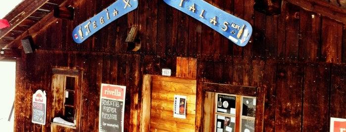 Las Tegia Palas is one of SkiArena Andermatt Sedrun.
