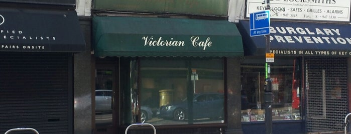 Victorian Cafe is one of O 님이 좋아한 장소.