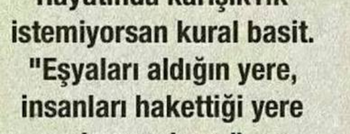 Kurufasulyeci Ziya is one of GİDİLECEK YERLER.