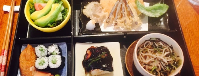 Sono Japanese Restaurant is one of Denisさんのお気に入りスポット.