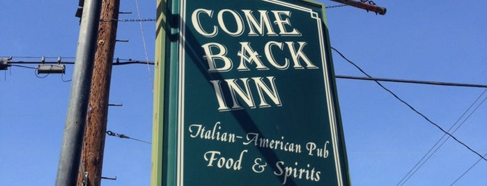 Come Back Inn is one of KY - Louisville.
