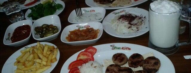 Piaz Köfte is one of antep yolu.