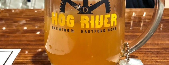 Hog River Brewing Co. is one of Orte, die SKW gefallen.