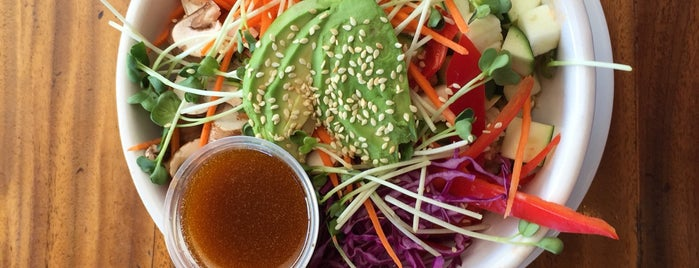 Phoenix Public Market Café is one of The 15 Best Places for Healthy Food in Phoenix.
