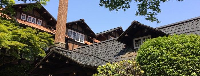 アサヒビール 大山崎山荘美術館 is one of 建築マップ(日本)/ Architecture Map (Japan).