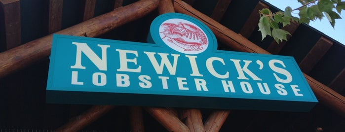 Newicks Lobster House is one of Concord NH.