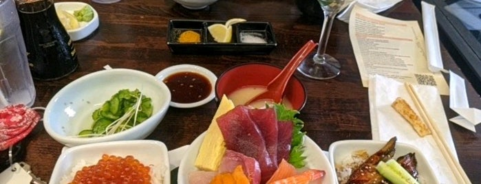 Kanpai Japanese Sushi Bar & Grill 2 is one of Los Angeles.