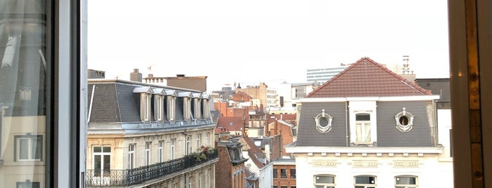 Quartier Saint-Jacques is one of Bruxells.