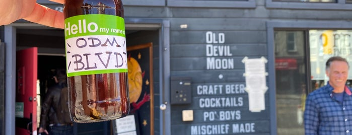 Old Devil Moon is one of To Try.