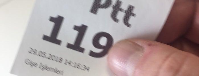 PTT is one of Duygudyg 님이 좋아한 장소.