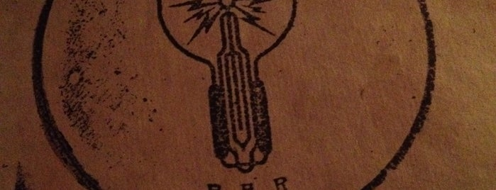 Tesla is one of Restaurantes.