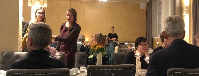 Ravintola Harmooni is one of Mondon suositukset.