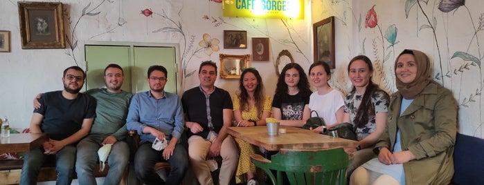 Borges Kafe is one of Ankara.