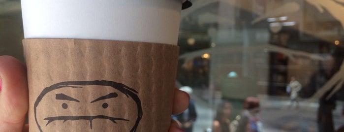 Cafe Grumpy is one of Work Food/Drink Ideas.