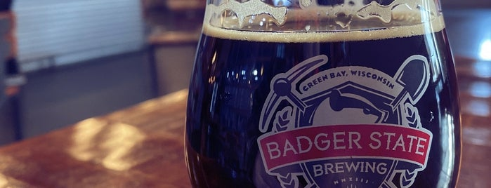 Badger State Brewing Company is one of Best Breweries in the World 2.