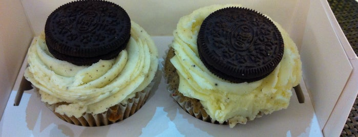 Buttercup Cupcakes is one of High On Sugar.