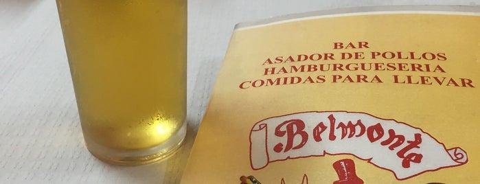 """Belmonte Asador de Pollos is one of Ruta de la tapa """"La Luz y la Paz""""."""