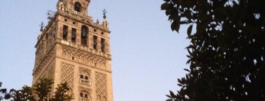 La Giralda is one of Favorite Places Around the World.