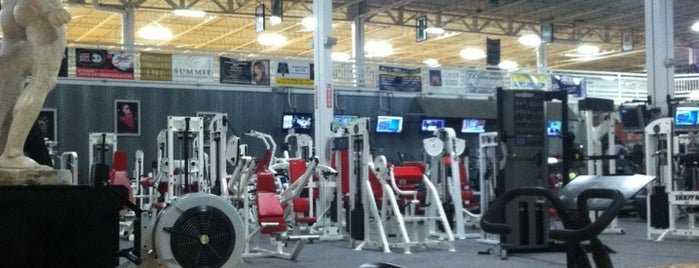 Spiece Fitness & Fieldhouse is one of Places I like.