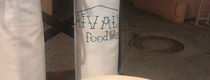 Aivali Food& Art is one of İzmir Dışı Yerler.