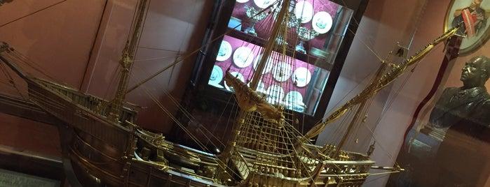 Museo Naval de Madrid is one of Lieux qui ont plu à R.