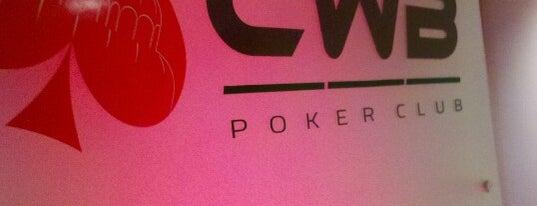 CWB Poker Club is one of Tempat yang Disukai Henrique.