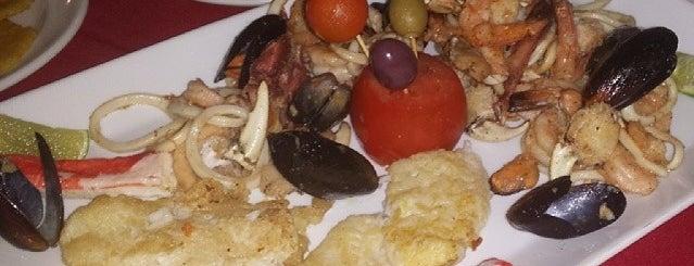 Tango Feroz Restaurante is one of Cartagena.