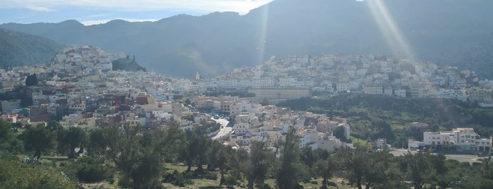 Moulay Idriss is one of Morocco.