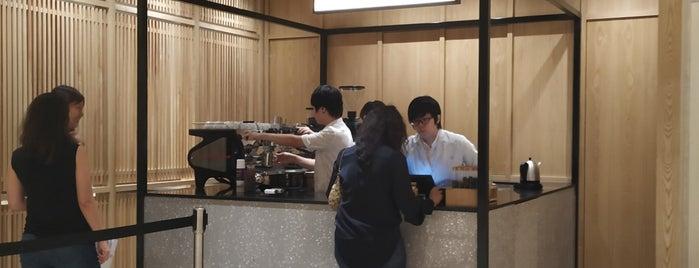 Omotesando Koffee is one of Lugares guardados de Sergey.