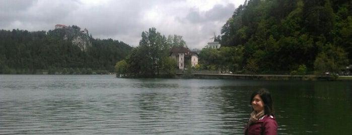Veslaška promenada is one of Slovénie.