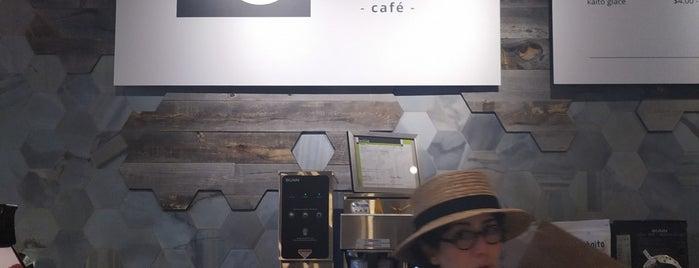 Kaito is one of Cafés-torréfacteurs Montréal.