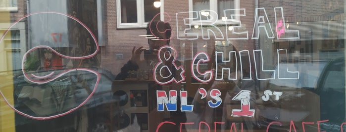 Cereal & Chill is one of Amsterdam.