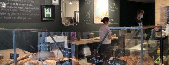 Noé boulangerie Et Pâtisserie Bio is one of AMSTERDAM 2021.