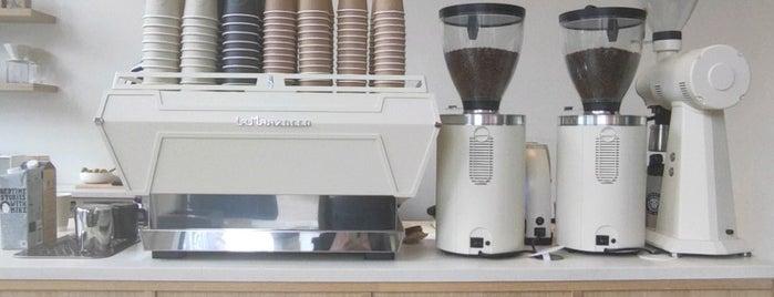 The Coffee District is one of Petri : понравившиеся места.