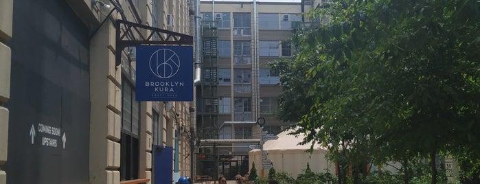 Brooklyn Kura is one of Brooklyn.