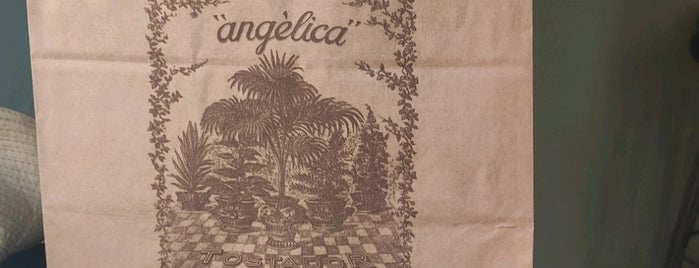 Cafe Angelica is one of Espanha.