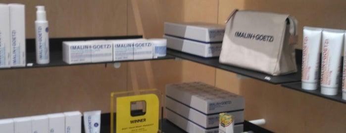 Malin + Goetz is one of Locais curtidos por clive.