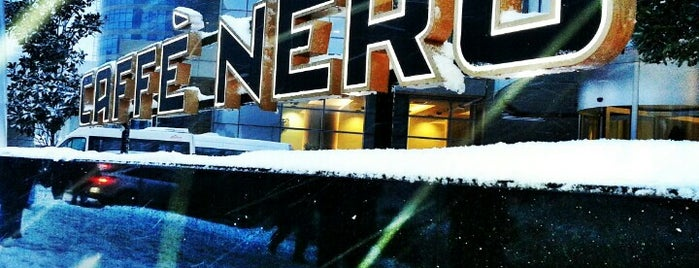 Caffè Nero is one of Istanbul.