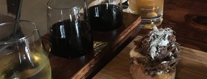 Tapas Lab is one of Happy hours to try.