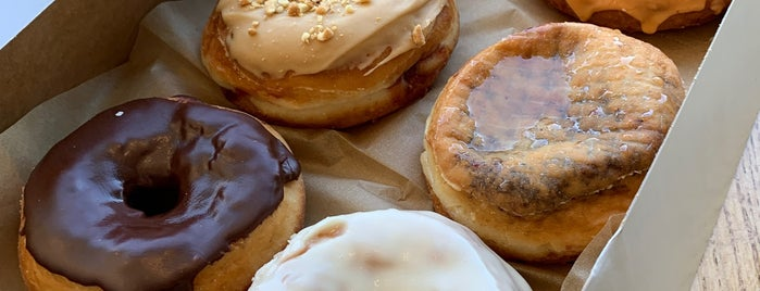 Nomad Donuts is one of San Diego.