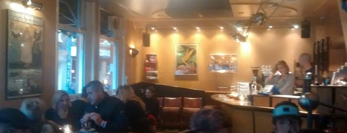 420 Café is one of amsterdam.