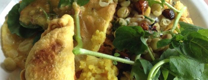 Balarama is one of CWB - No Meat Mondays.