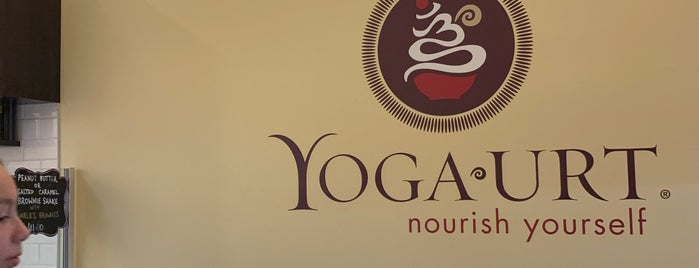 Yoga-urt is one of Food in SoCal.