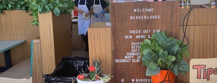 Burgerlords is one of Vegetarian.