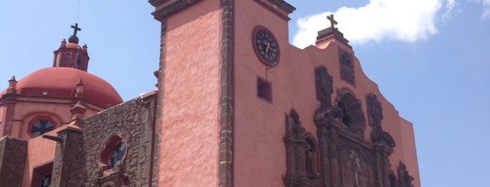 Iglesia Santo Domingo is one of Heshu 님이 좋아한 장소.